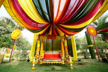 Colorful Canopy Tents