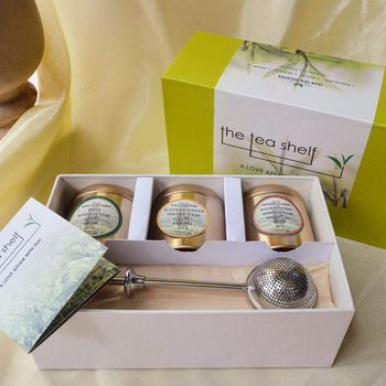 herbal tea gift set