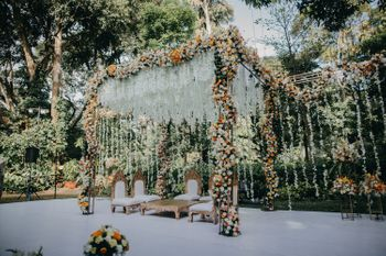 Photo of Stunning mandap decor