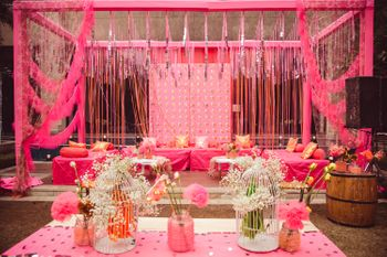 Photo of Pretty decor in pink