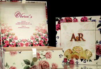 Photo of floral rose detailing