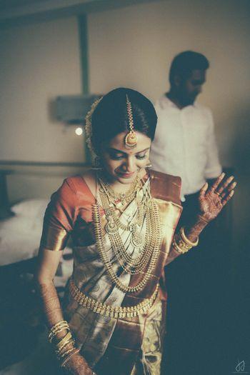 South Indian Bride - Portrait