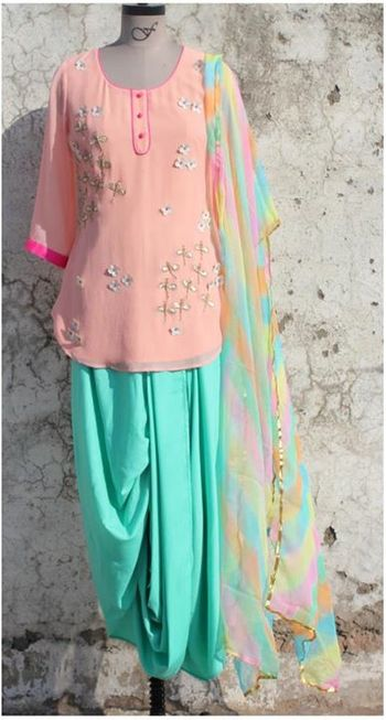 Photo of salwar kameez