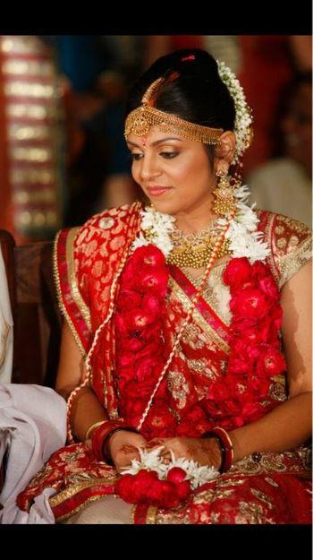 Tanaya Shetye Bridal Makeup