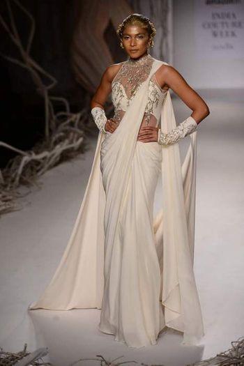 Amazon India couture week 1015 gaurav gupta