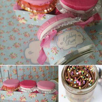 Photo of Cake in a jar
