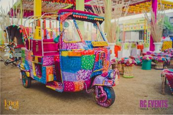colourful auto