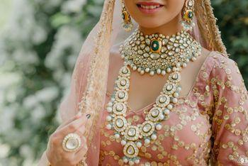 Photo of Bridal jewellery shots