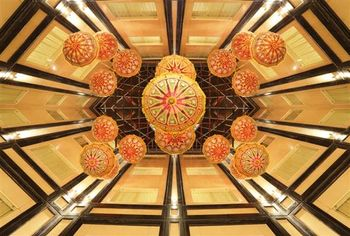 Ceiling Umbrellas Decor
