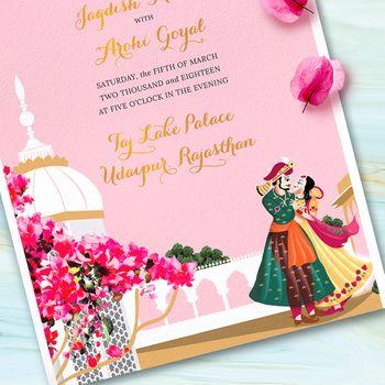 Invitations & Favors Photo