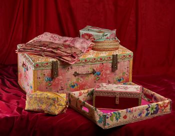 Bridal trousseau pretty box