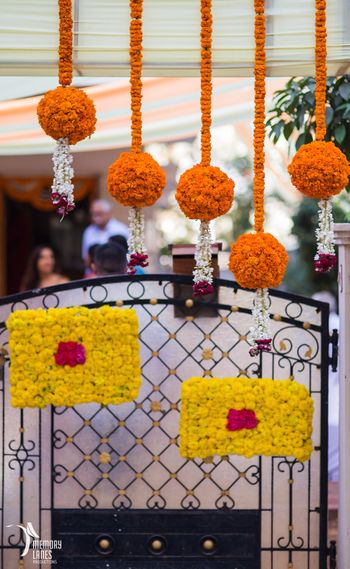 Photo of House decor with marigolds