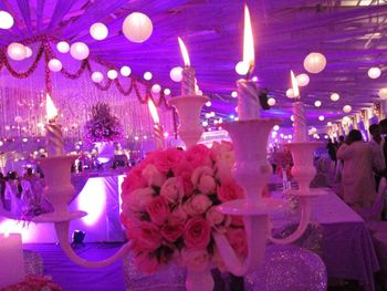 lavender lighting