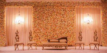 elegant stage decor