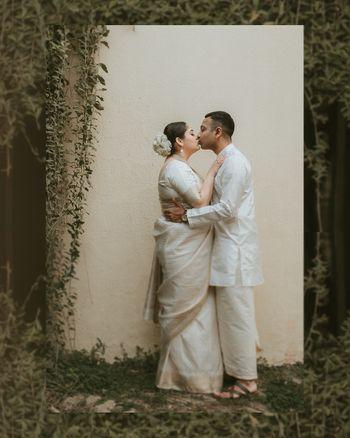 kissing photo ideas
