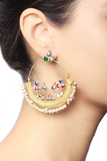 Photo of chaandbala earrings