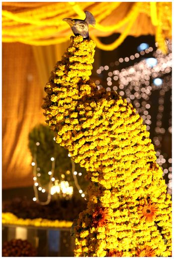 Photo of floral decor