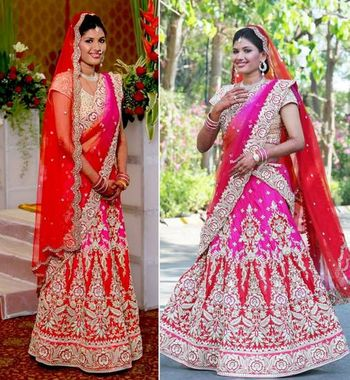 Ritu Seksaria Bridal Wear
