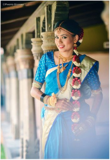 South Indian Bride shot
