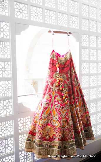 Komal Raghani Bridal Wear Designer