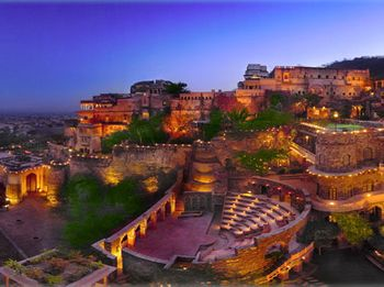 Photo byNeemrana Fort Palace Alwar