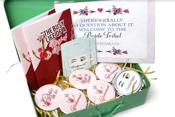 Bachelorette boxes for bridesmaids