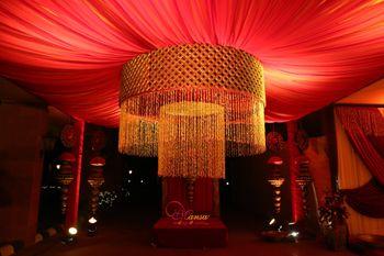Photo of Haniging light decor