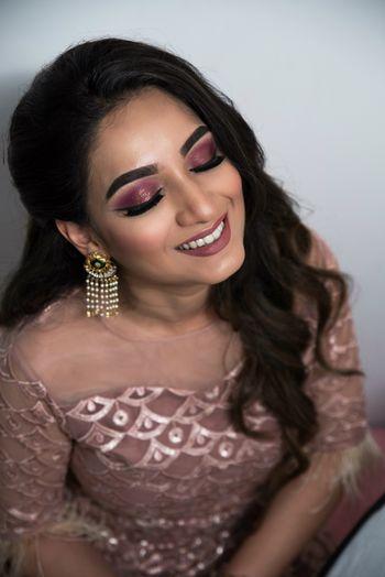 unconventional makeup ideas for brides
