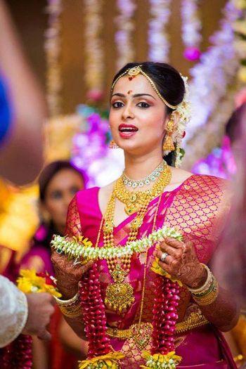 Divya Shetty Bridal Makeup