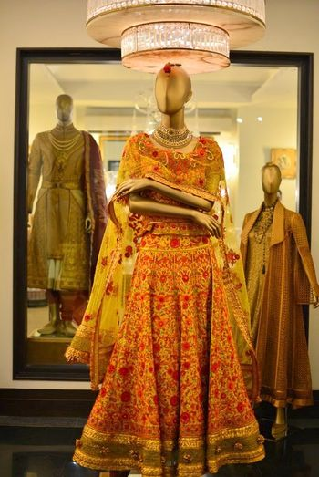 resham work anarkali