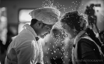 Photo of South indian couple shot