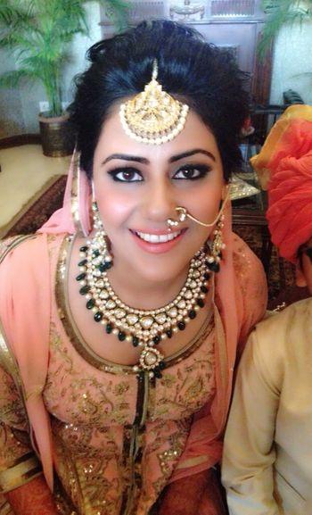 Photo of Jasmeet Kapany Hair and Makeup