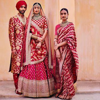 Photo of groom sherwani