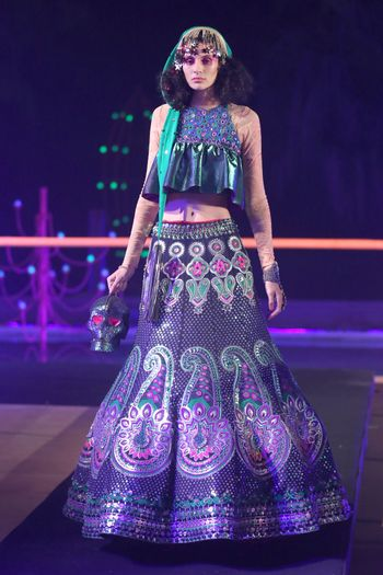 Photo of kitsch lehenga