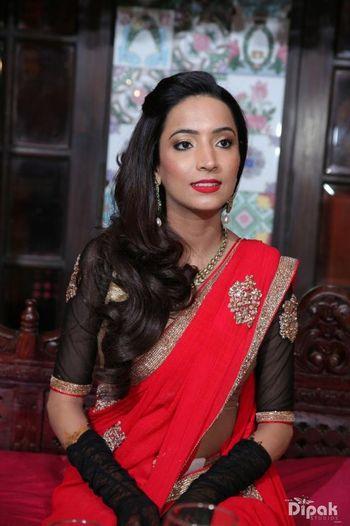 Photo of Shalini Singh Bridal Makeup