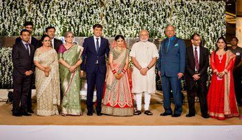 Photo of Narendra modi at wedding