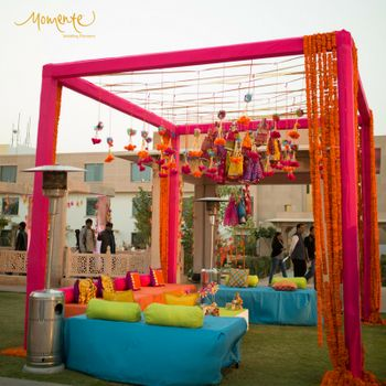 Photo of Mehendi decor