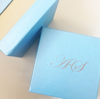 Photo of Tiffany blue boxes
