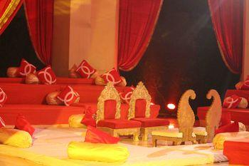 Photo of Mandap decor