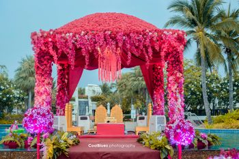 Photo of Mandap decor