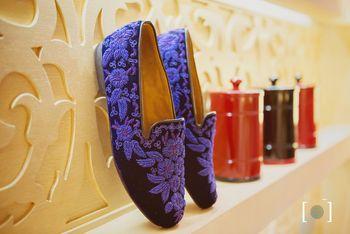 Photo of groomwear shoes