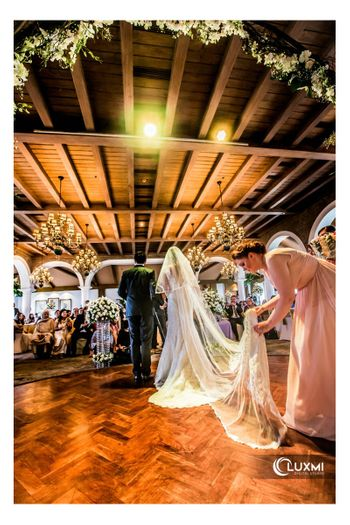 Photo of christian wedding gown
