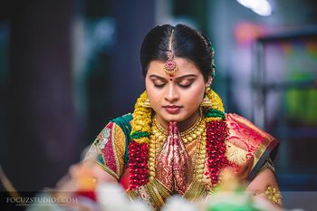 south indian bridal gold jewellery