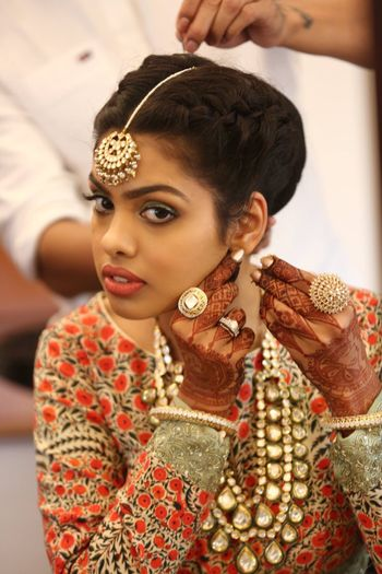 Wedding Jewellery Photo polki string