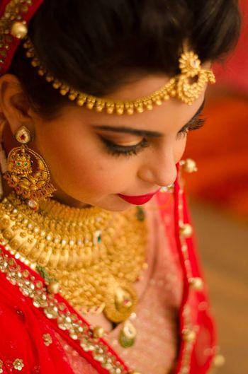 Gold Mathapatti and Gold Chaand Balas