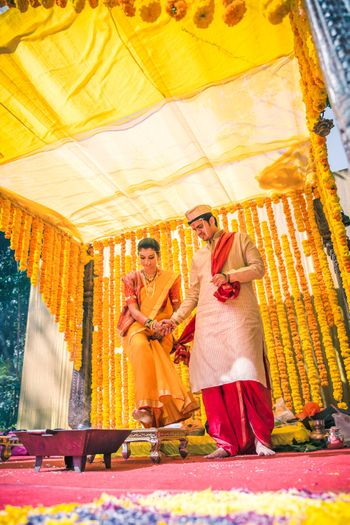Photo of Vivek Krishnan photography maharasthrian wedding