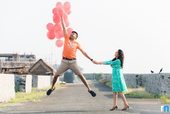 Photo of pre wedding shoot