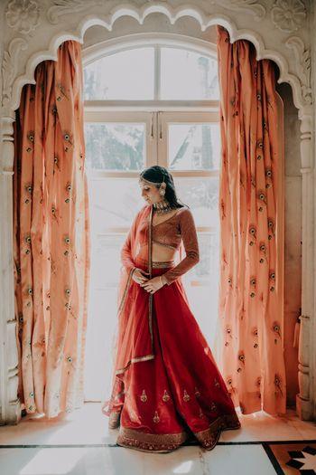 Light lehenga ideas for brides-to-be