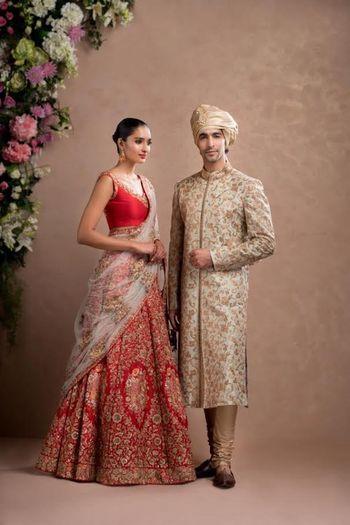 Photo of Wedding outfits by Shyamal Bhumika