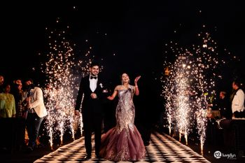 Photo of Couple entry ideas